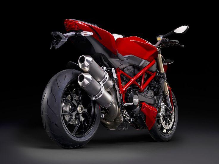 2015 Ducati Streetfighter 848