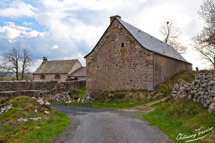 What to see in Aubrac, France