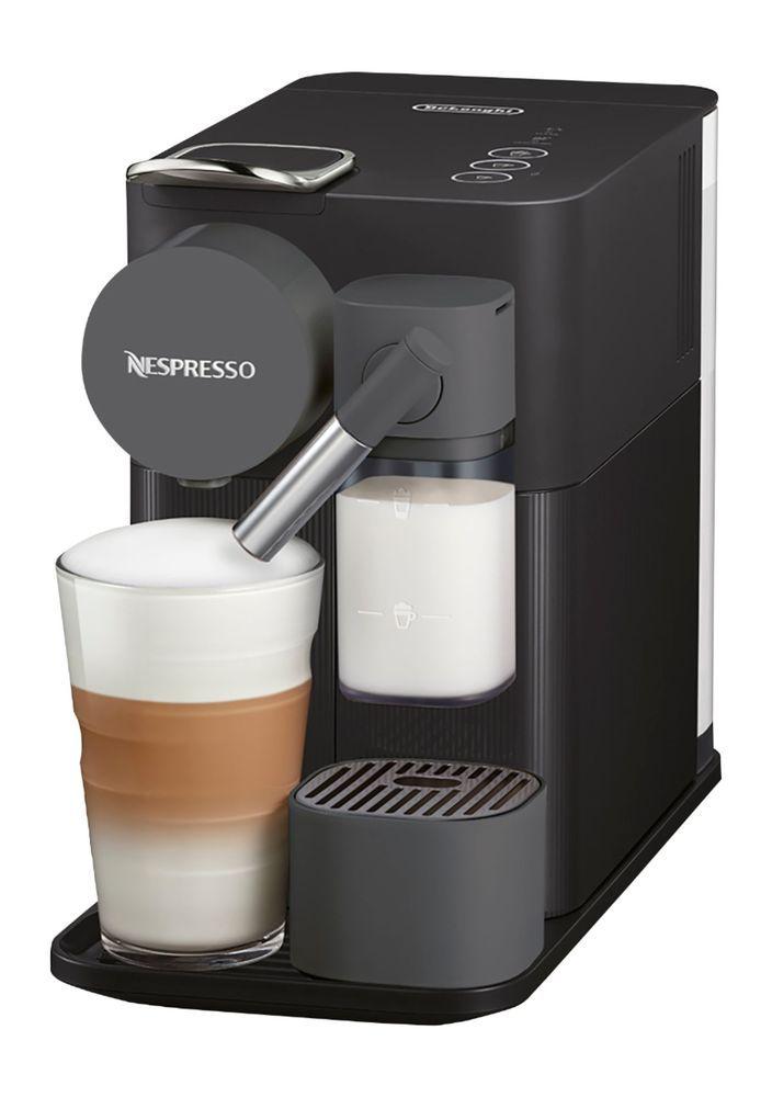 Nespresso Lattissima One Coffee Maker And Espresso Machine By De Longhi Black En500b Best Buy Nespresso Lattissima Nespresso Espresso