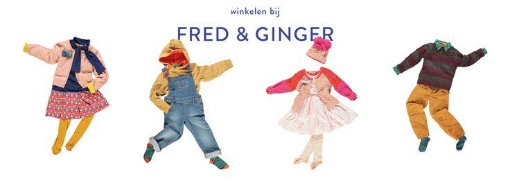 Winkelen bij Fred&Ginger - Winkelen bij Fred&Ginger