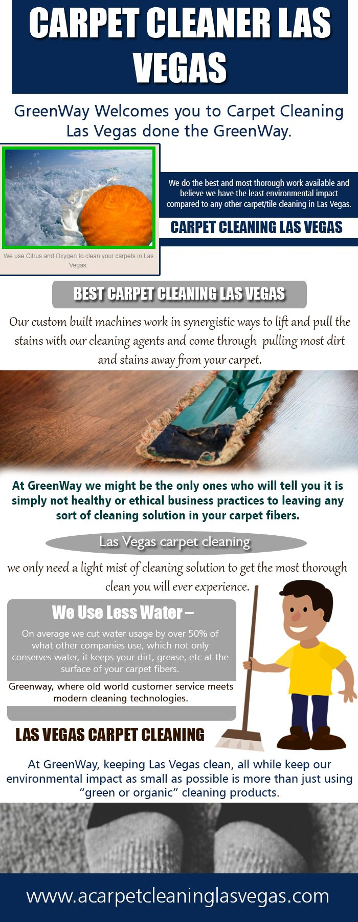 Our Site: https://www.acarpetcleaninglasvegas.com/ Carpets can add a lot of beauty to your home when kept clean and fresh. Cleaning is always a tough job. There are several models of cleaner machines available today. But cleaning becomes easier with the help of a cleaner. Hiring Carpet Cleaner Las Vegas makes the work simple. Cleaners use cleaning solutions to clean the stains, dirt, and pet odors from household carpets. Hiring a cleaner basically depends on the amount of stains in the…