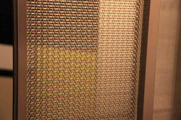 Fabricante de mallas de alambre de acero inoxidable - Casos - Masewa