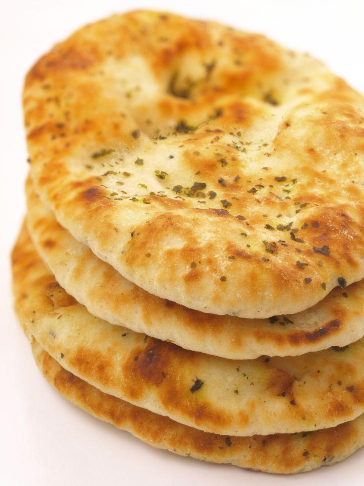Naan - indický chlieb