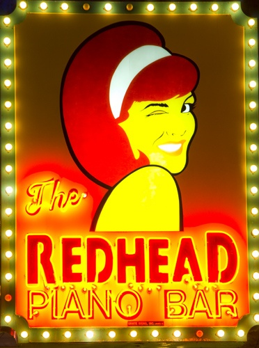The Redhead Piano Bar Chicago