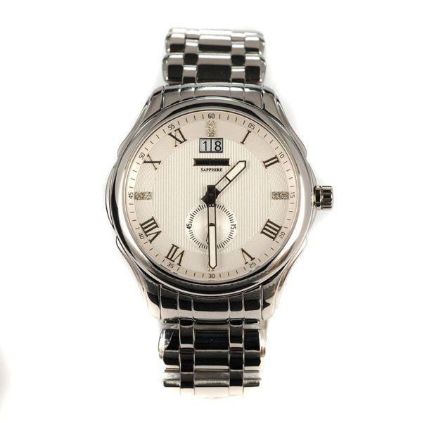 Ρολόι Swiss Golfer ανδρικό μπρασελέ 4866 – 419SW