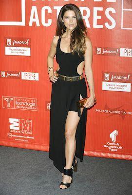 Juana Acosta in Michael Kors
