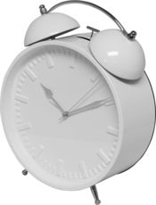 XL Alarm Clock