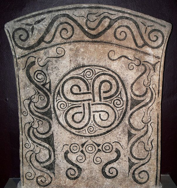 Endless Knot Picture Stone from Iron Age Fornsalen Visby SwedenFornsalen Visby,  Fireguard, Iron Age, Happy Signs, Age Fornsalen, Visby Sweden, Endless Knots, Pictures Stones, Knots Pictures