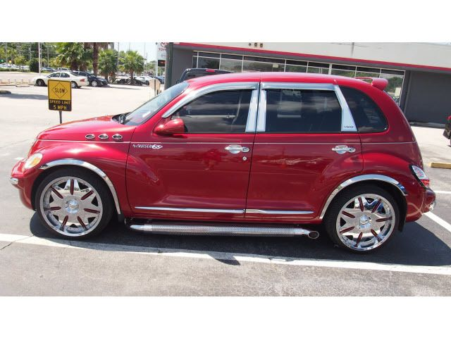 nice red one cool pt cruisers pinterest nice and red. Black Bedroom Furniture Sets. Home Design Ideas