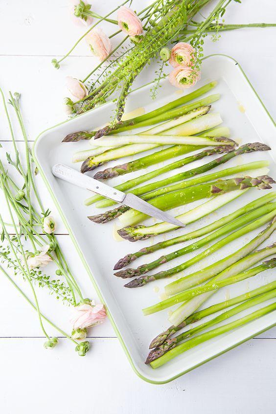 Fruits et légumes de saison avril : ail des ours et asperges blanches - Quels…