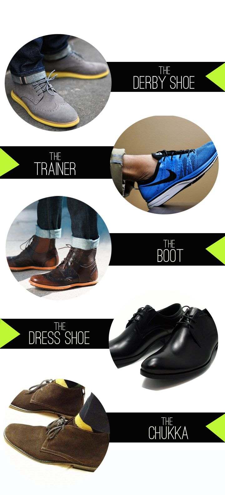 36 best images about Shoes guides on Pinterest
