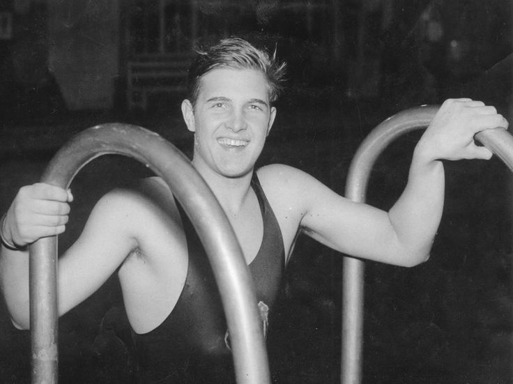 Adolph Kiefer, who won a gold medal for the U.S. at the 1936 Berlin Olympics, died this week. He was 98.