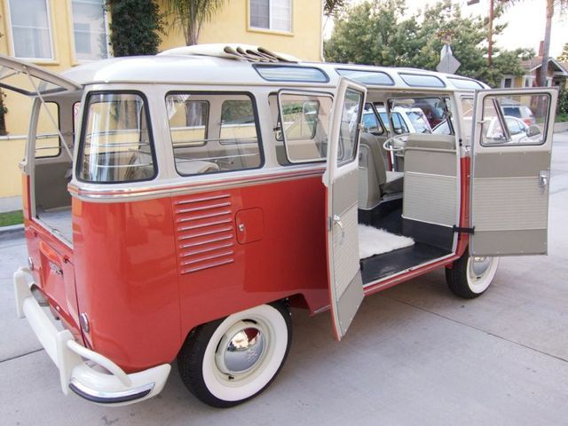 1959 vw 23 window microbus for sale woodies