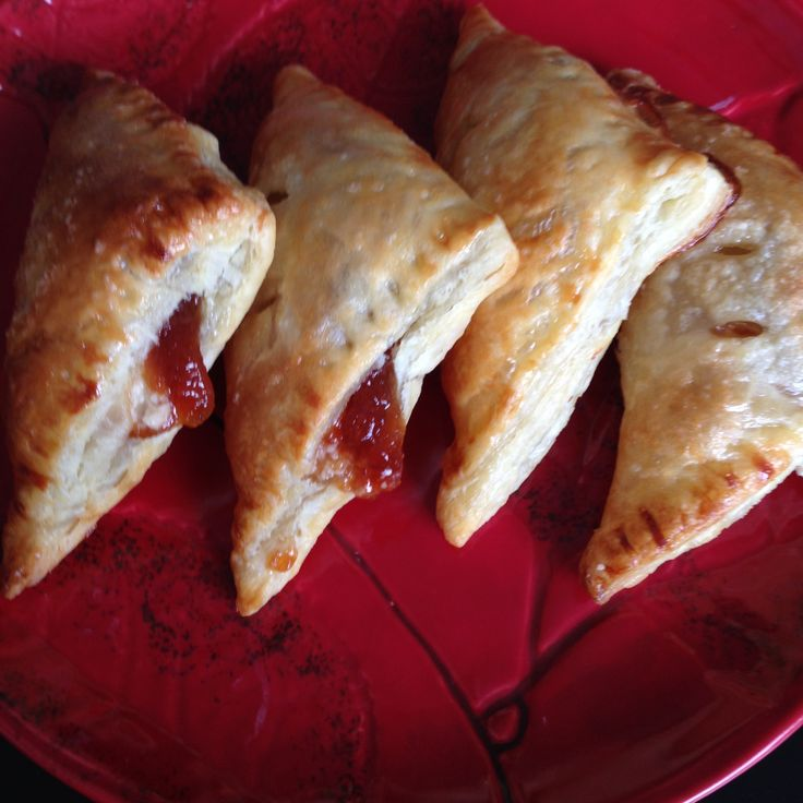 Guava and Cheese Pastry (Guava Pastelillos) Ingredients: • Pepperidge Farm® Puff Pastry Sheets, thawed • guava paste • cream cheese, room temperature • egg wash