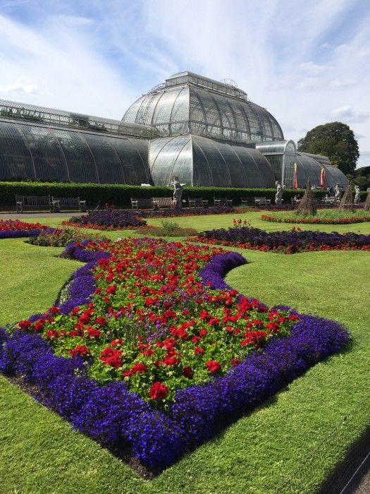 Palm House at Kew Gardens © The Gracious Posse