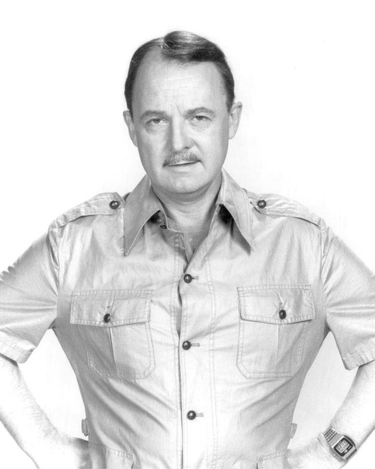 R.I.P John Hillerman from  Magnum, P.I. passed away Nov 9, 2017