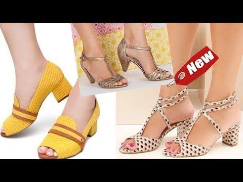 Y Bajo Para Moda Medio De Señora Cómodos Ideal En Tacón Zapatos YXYr8