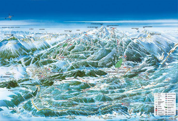 Webcam neige Villard de Lans