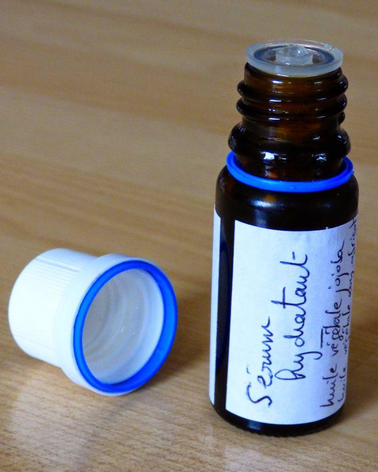 Une semaine à Paris-Forêt: Ralentir - Slow Cosmétique #4 : hydrater sa peau : la recette du sérum hydratant