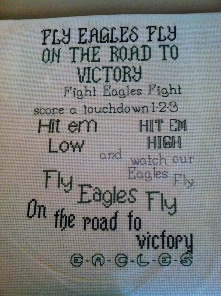 Fly Eagles Fly How the Philadelphia Eagles fight song came to be