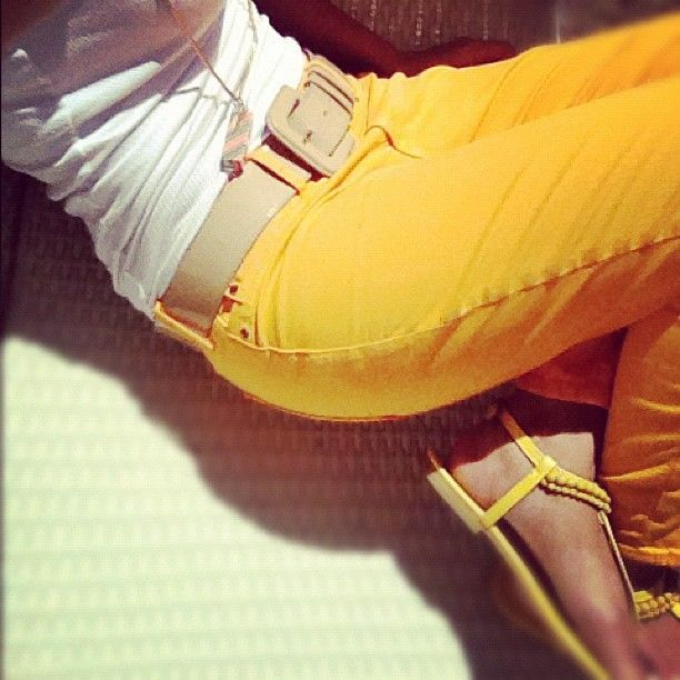 Best 25+ Yellow sandals ideas on Pinterest