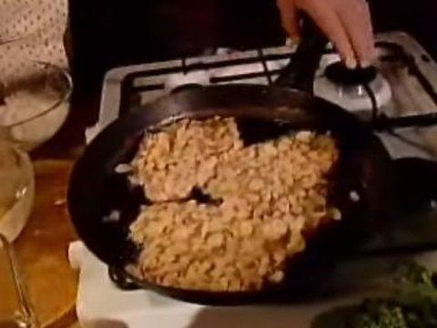 Kotlety z kurczaka w migdałach
