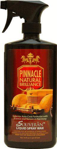 Pinnacle Souveran Liquid Spray Wax 16oz #Pinnacle #Souveran #Liquid #Spray