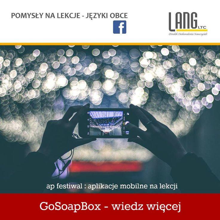 ESL Gosoapbox