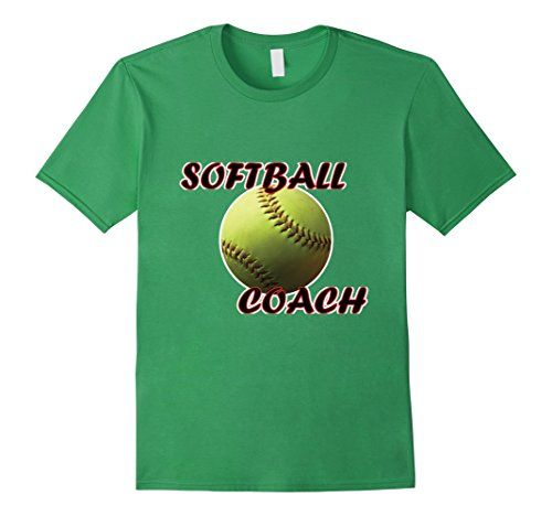 "Mens Softball Coach 2XL Grass RGebbiePhoto https://www.amazon.com/dp/B0758NP9MR/ref=cm_sw_r_pi_dp_x_vTCQzbF7ZKZHJ - $19.99 - Softball Coach t-shirts - by #RGebbiePhoto @ #Amazon - #Softball #Coach #Sports - Coach, yellow softball design. A slightly used, optic yellow, fastpitch softball with the word ""Softball"" on top and in front and the word ""Coach"" at the bottom and in front in black with red outline lettering."