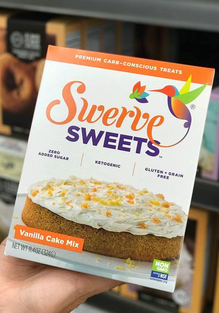 keto cake mix recipe
