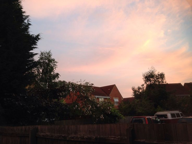 Evening skies record - By ifourdezign - 18 July 2014 (pic 1)