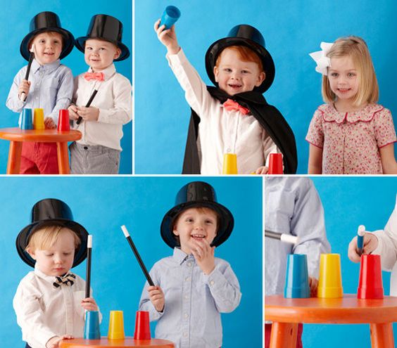 Ideas for magic themed birthday party http://www.realsimple.com/holidays-entertaining/birthdays/magic-birthday-party-00100000097307/