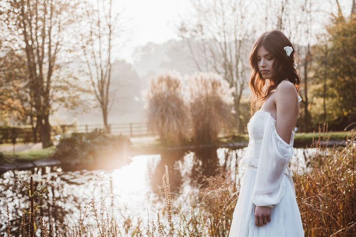 Wildly Fanciful Knitted Bridal Wear Collection S/S 2018 by Jessica Turner Designs Photography Kitty Wheeler Shaw link in bio LONDON