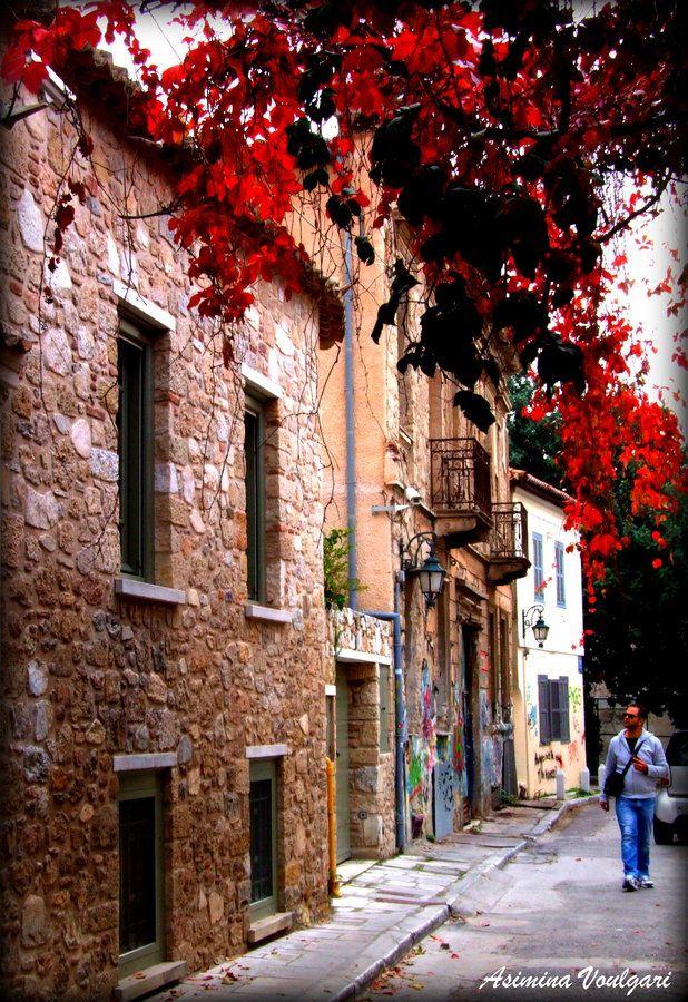 Plaka, Athens Greece