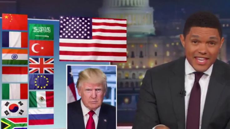 The Daily Show with Trevor Noah: Donald Trump Jr And EXPOSES About Russia Collision (July 11 2017)