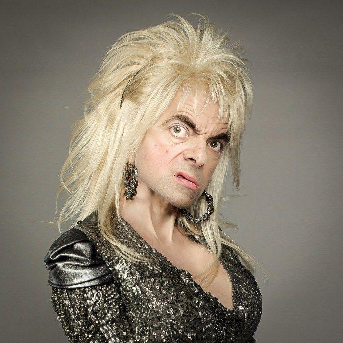 Celebrity Gender Swap Photos: Dolly Bean