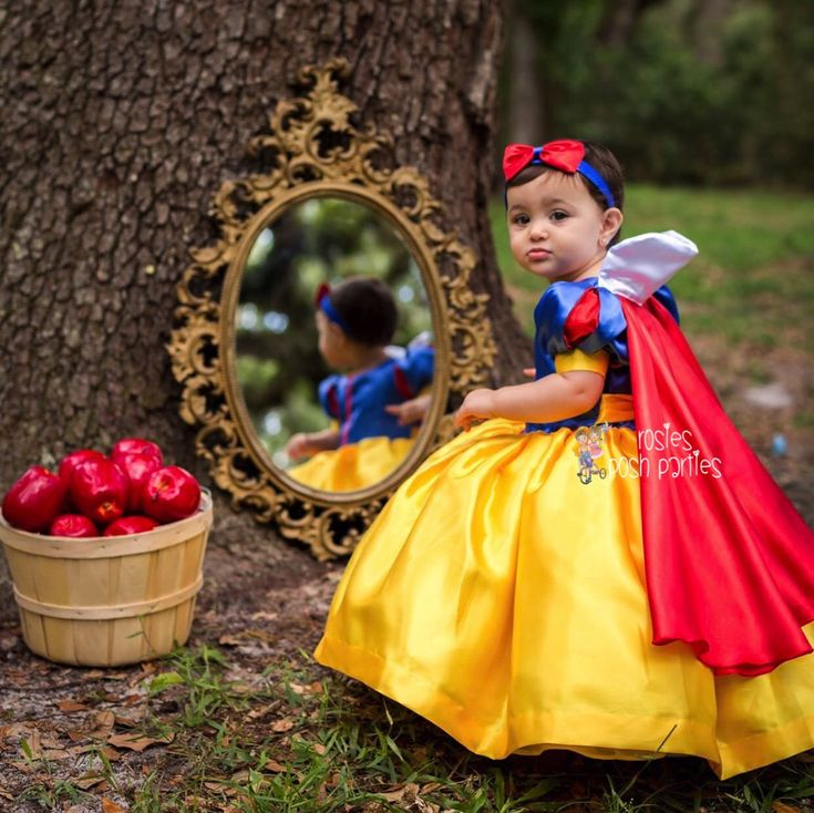 Snow White dress for Birthday costume or Photo shoot Snow White dress outfit Birthday dress Snow White costume dress for Birthday party by RosiesPoshParties on Etsy https://www.etsy.com/listing/516826734/snow-white-dress-for-birthday-costume-or