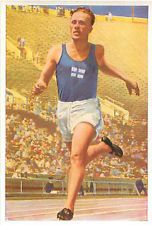 A. Jarvinen FINLAND Decathlon LOS ANGELES JEUX OLYMPIQUES 1932 OLYMPIC GAMES
