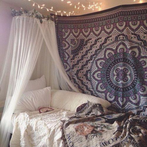 Purple Bohemian Bedroom best 10+ bohemian tapestry ideas on pinterest | tapestry bedroom