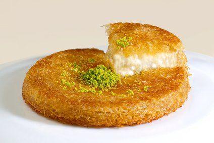 Πολίτικη Κουζίνα Αλίντα Κανάκη: Πολίτικο Κιουνεφέ