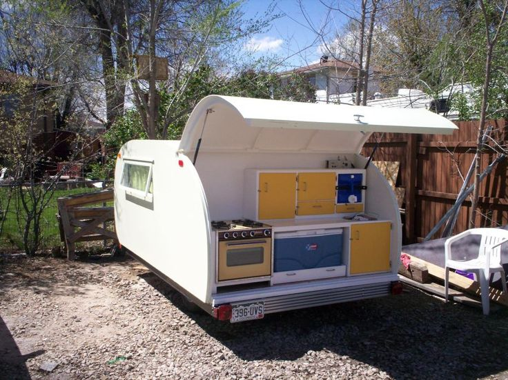 3 Person Teardeop Camper DIY Home Build And Photo Journal Of The Instructions