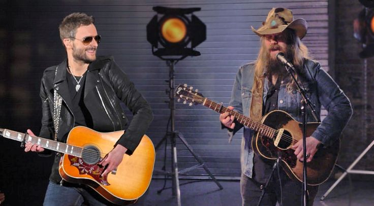 Modern country Songs | Chris Stapleton & Eric Church Absolutely NAIL Legendary 1968 Hit | Country Music Videos