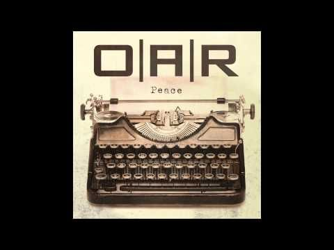 "▶ O.A.R. ""Peace"" Official Audio - YouTube"