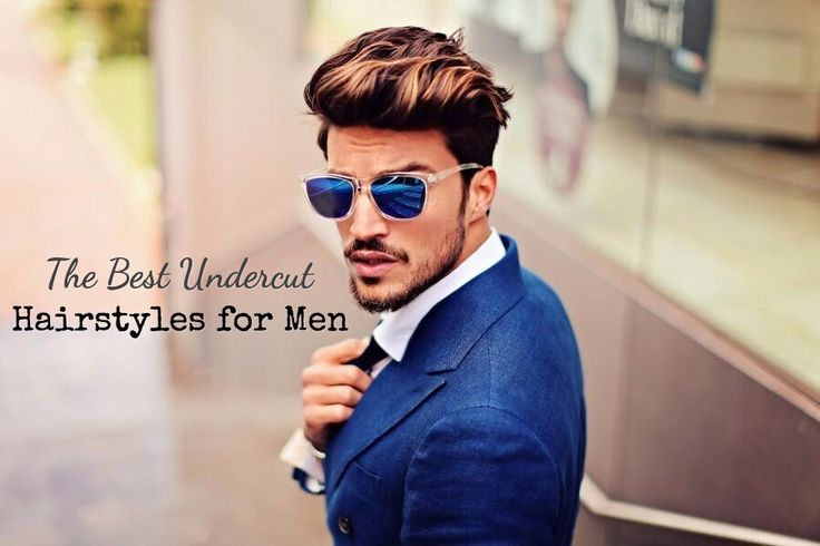 The undercut hairstyle for men has become by far the most popular men's hairstyles for guys. Find the 12 best undercut haircut styles for men in 2015.