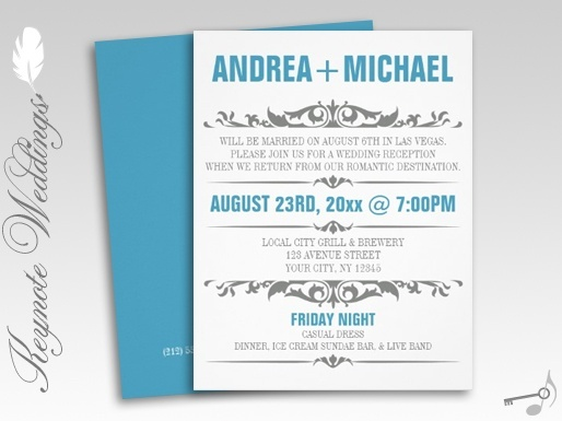 57 Best Images About Wedding Invitations On Pinterest