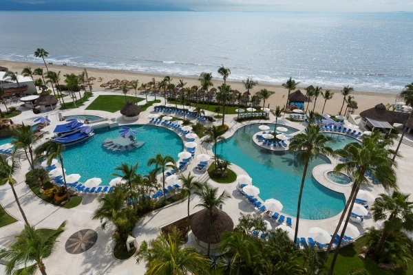 Pool View - Hard Rock Hotel Vallarta