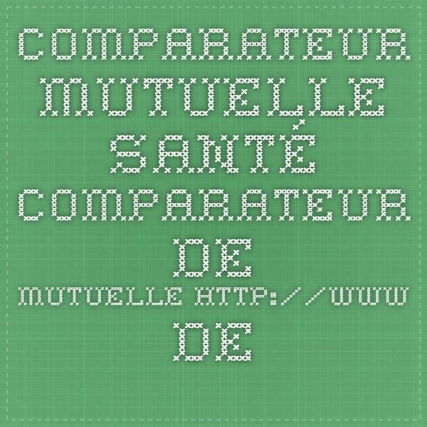 Comparateur Mutuelle Santé - Comparateur de Mutuelle - actualité mutuelle france http://www.devis-services.fr/