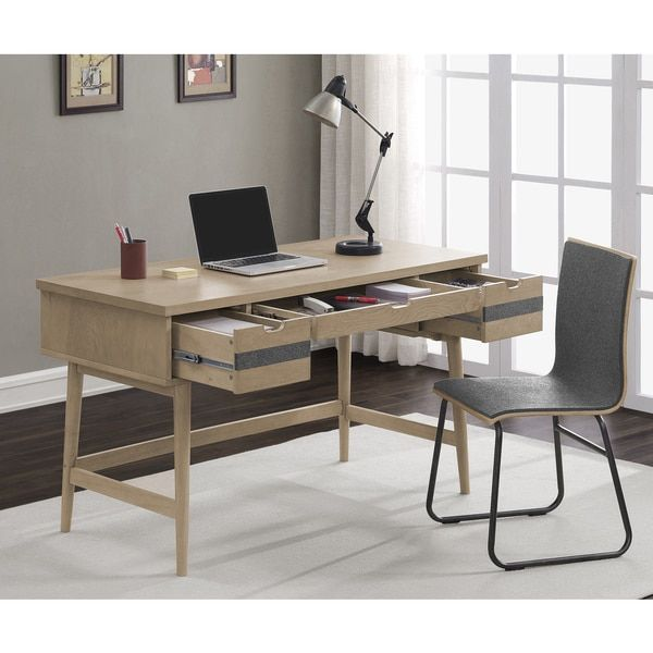 Nordic 3 Drawer Desk By I Love Living
