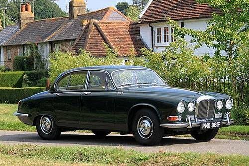1968 Daimler Sovereign 420