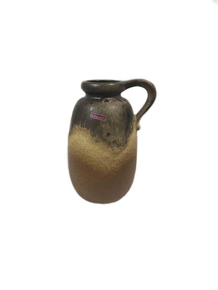 Just launched! Scheurich Keramik Jug Handled Vase 484-27 https://www.etsy.com/listing/566585991/scheurich-keramik-jug-handled-vase-484?utm_campaign=crowdfire&utm_content=crowdfire&utm_medium=social&utm_source=pinterest